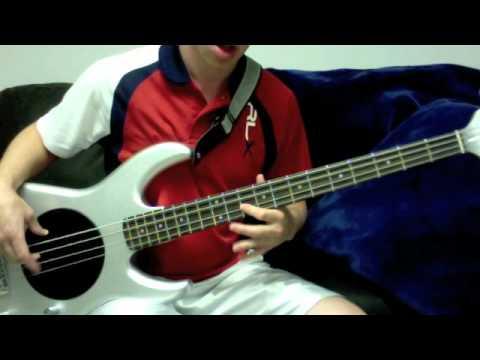Aeroplane Bass Lesson (Actual Lesson)