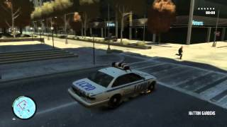 GTA IV PC  - Vigilante Missions 10 thru 11