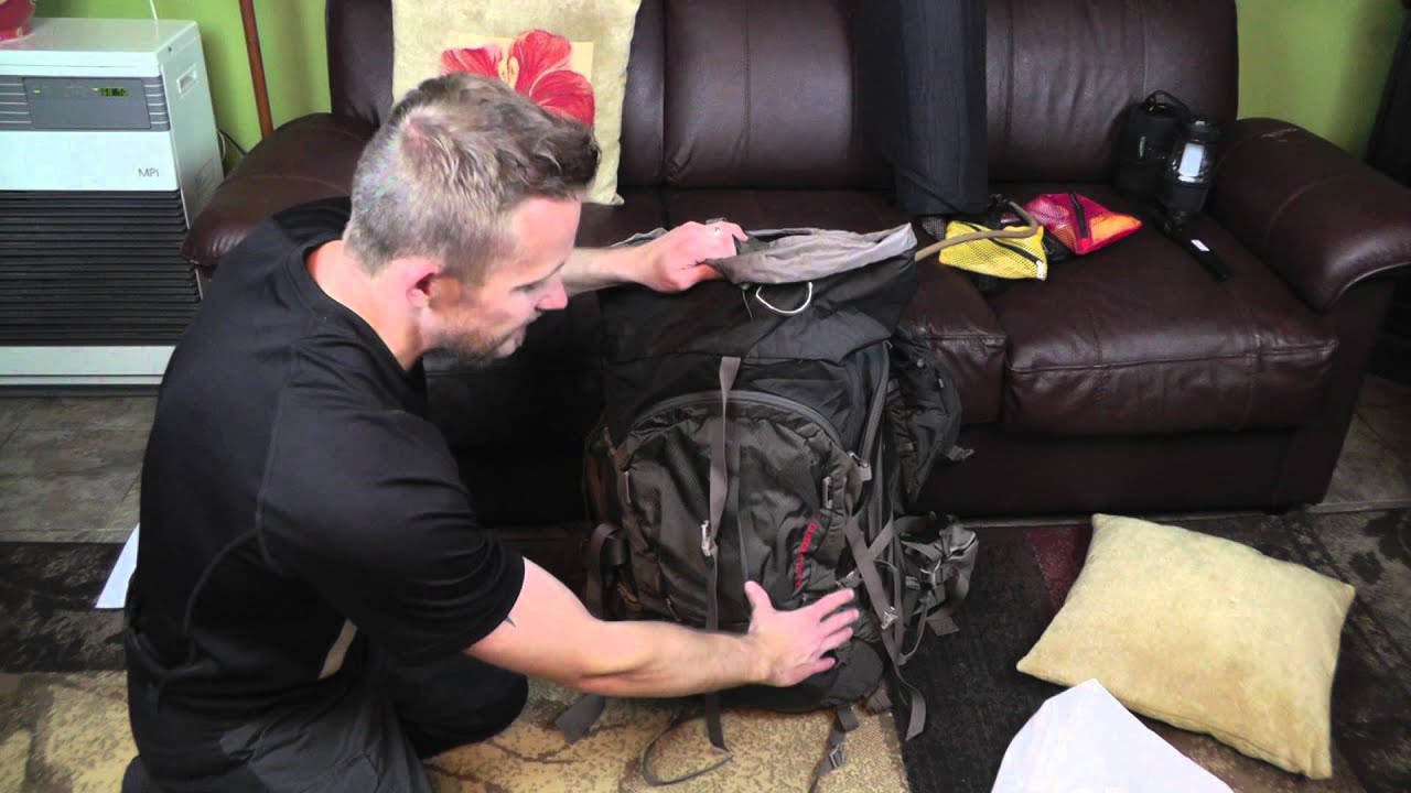 Backpacking Basics : How to Pack Your Backpack - The Outdoor Gear ...