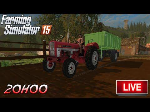 LIVE #21 | Farming Simulator 15 | Vielle France V2.0 !