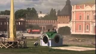 Установка шпиля на колокольню в тульском кремле(, 2014-06-27T14:53:29.000Z)