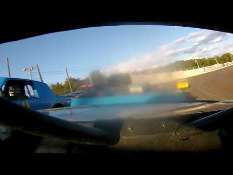 9 7 19 Lebanon Valley Speedway Purestock race rear camera