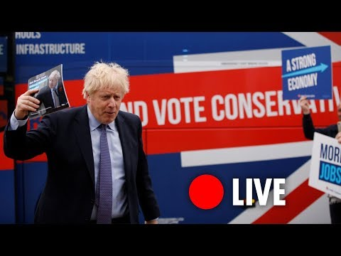 Boris Johnson launches