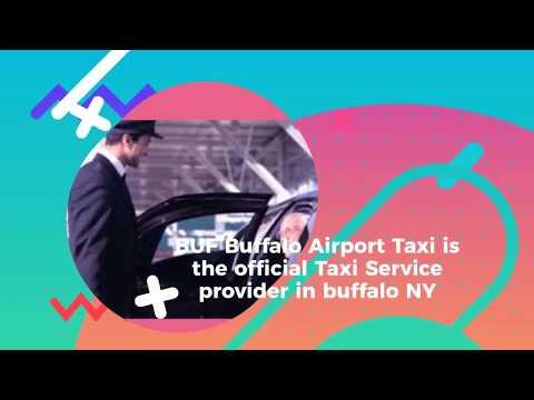 Buffalo Airport To Niagara Falls Ontario Canada - BUF Buffalo Airport Taxi