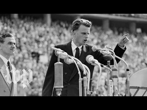 The Rev. Billy Graham as seen in pop culture