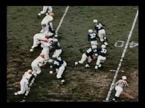 1954 NFL Championship w radio broadcast audio