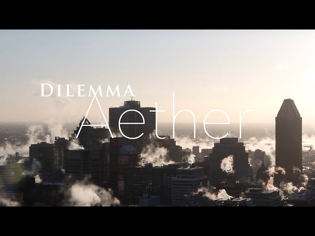 Dilemma - Aether (Official Lyric Video) By progressive rock band Dilemma.