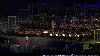 海莉 Hayley Westenra Amazing Grace 奇異恩典 World Games Taiwan 2009 高雄世運開幕典禮