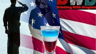 Red White And Blue Shot Remastered