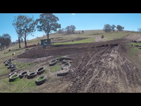 Appin Motocross Complex 2018 Mx Practice Track