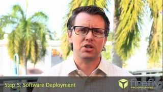 the firefly programming process step 5 software deployment
