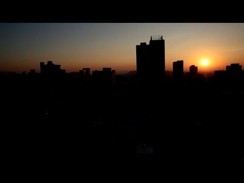 Johannesburg City of Light
