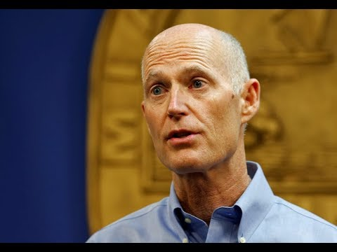 Gov. Rick Scott: Florida will raise age limit to purchase firearms