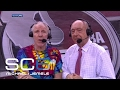 Bill Walton And Dick Vitale Totally Take Over The Interview | SC6 | February 15, 2017
