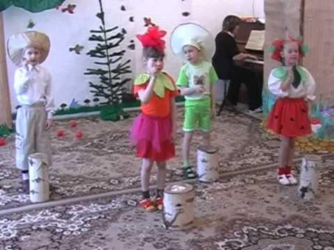 Музыкальная сказка Мешок яблок (2008 год)