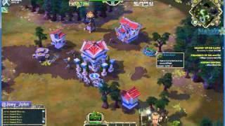 Age Of Empires Online Walkthrough - Pt.111 Greek - Loading Up On Carbs (i)