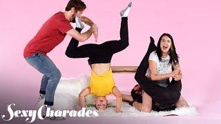 Couple vs. Couple (Mack & Boone vs. Liv & Thomas) | Sexy Charades | Cut