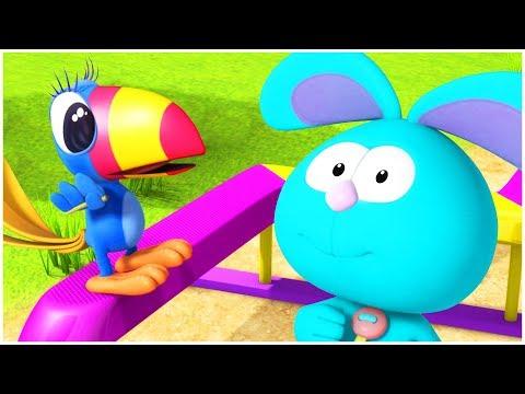 Nie ma jak Rosie.Najlepsze video dla dzieci.