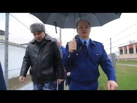 Прокурором республики проведена поверка исправительной колонии № 2 УФСИН России по ЧР