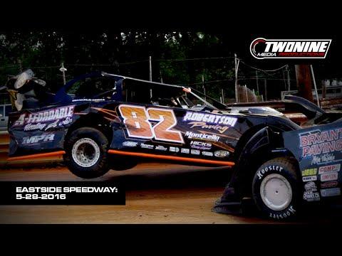 Eastside Speedway : 5-28-2016
