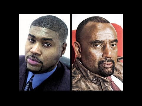 Tariq Nasheed vs. Jesse Lee Peterson SHOWDOWN (FULL INTERVIEW) #JesusLovedTheCoons