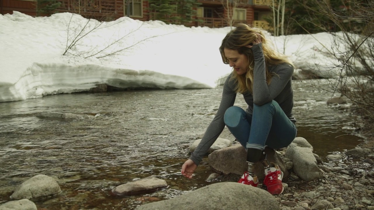 Meet Amy Purdy - Athlete for the Earth