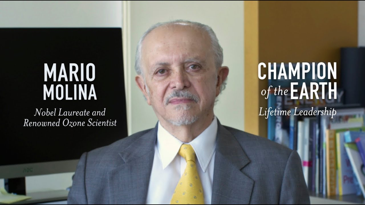 Ozone scientist Mario Molina honoured by UN for lifetime of ...