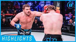 Highlights | Matt Mitrione #Bellator225