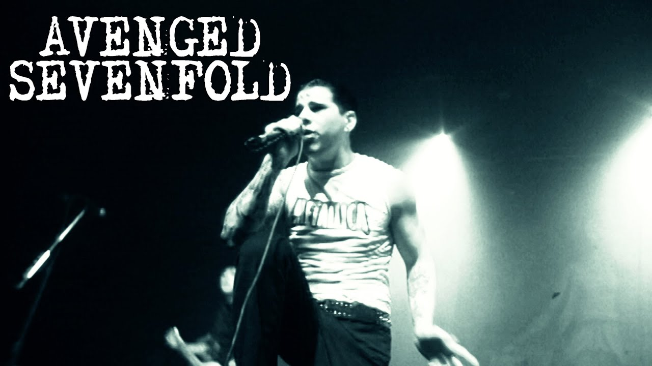 Avenged Sevenfold - Chapter Four (Live Footage Video ...