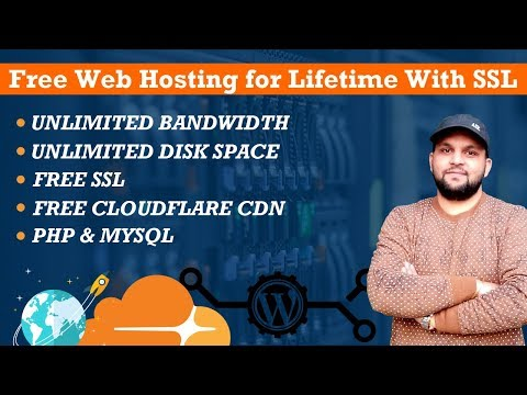 Free Unlimited Web Hosting with PHP & MySQL – Free SSL & CDN for Website [Hindi]