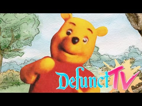 DefunctTV: The History of Welcome to Pooh Corner