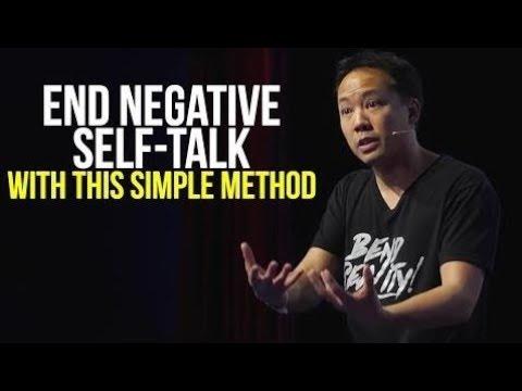 Jim Kwik: How to End Negative Self-Talk - Motivational Speech
