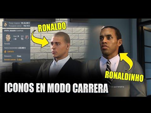 TRUCO Para JUGAR Con ICONOS Y LEYENDAS En MODO CARRERA De FIFA 20 PC Y PS4 *MUY FACIL*
