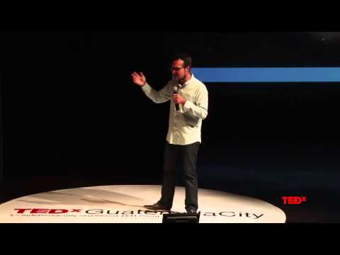 Wasted genius and the infinite game | Skinner Layne | TEDxGuatemalaCity