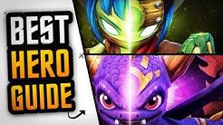 Skylanders Ring of Heroes | BEST TIER 1 HEROES