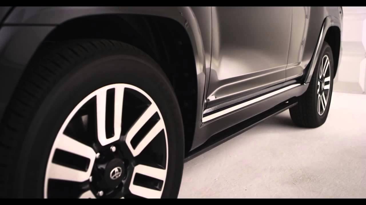 4runner How To Power Running Boards 2014 Toyota 4runner Youtube