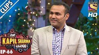 Virender Sehwag Visits The Kapil Sharma Show - The Kapil Sharma Show – 10th Dec 2016