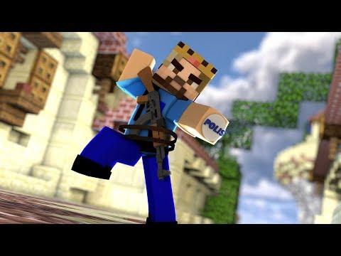 ZENGİN POLİS OLDU! 😱 - Minecraft