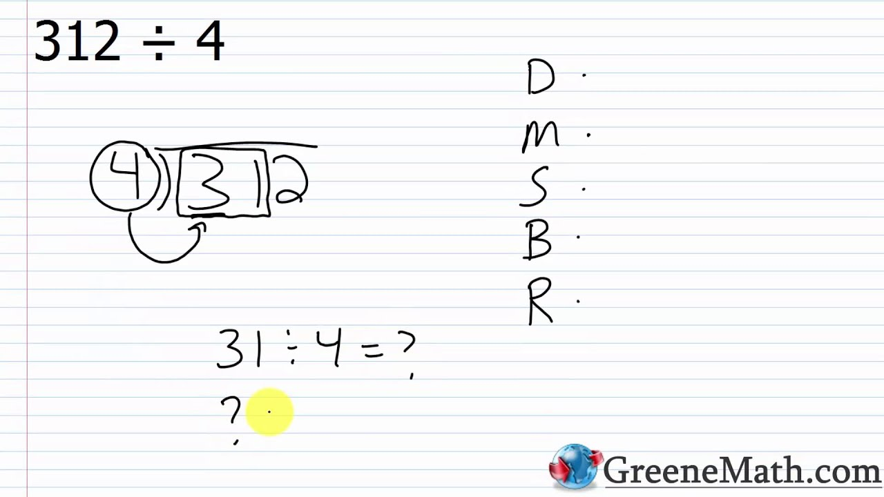 worksheet Division Test long division test 1 youtube 1