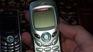 Мой Древний Самсунг первый телефон