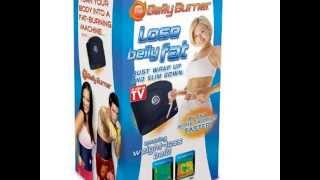 Check Belly Burner Weight Loss Belt, Black, One Size Fits All Up To 50-Inches Top List
