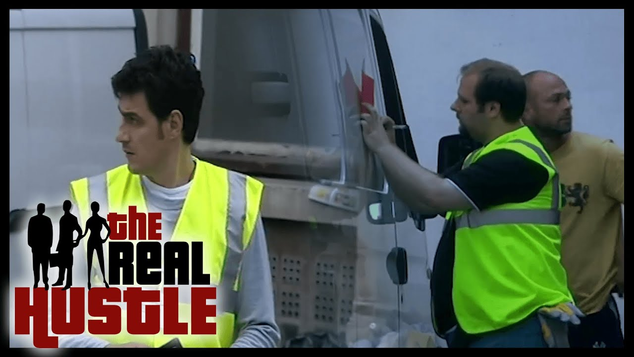 Unbelievable High Vis Jacket Hustles | The Real Hustle