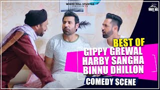 Kamli Yaar Di Kamli   Gippy Grewal   Binnu Dhillon   Best Punjabi Comedy Scene   Punjabi Comedy