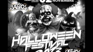 DJ NORBAK @ Halloween Festival 2013 - Palma del Río (Córdoba)