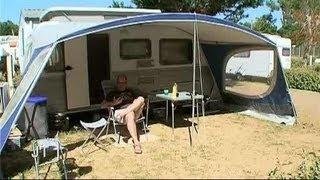 Camping : C'est parti ! (La Tranche-sur-Mer)