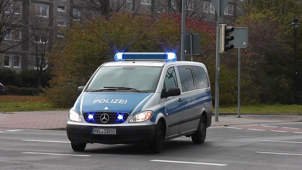 Polizeimeldungen Stralsund