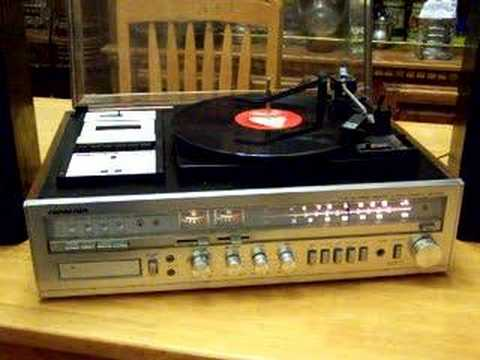 Ebay Record Player >> Vintage 8 Track Recorder Cassette Turntable Fm Stereo Ebay Youtube