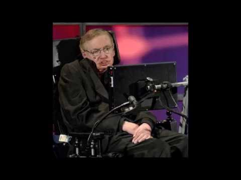 Stephen Hawkins public lecture on black holes