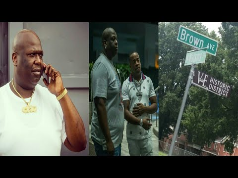 Download YO GOTTI'S BROTHER GIVES A TOUR OF HIS OLD NEIGHBORHOOD