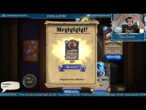 Hearthstone Short: The Race For Legendary Cards (Pack Opening)